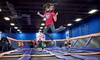 Sky Zone Canton - Canton: $14 for One Hour of Trampoline Time for Two at Sky Zone Canton ($28 Value)