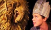 """""""The Lion, The Witch and The Wardrobe"""" - St. Luke's Theatre: Performance of """"The Lion, The Witch and the Wardrobe"""" for One or Four at St. Luke's Theatre (Up to 51% Off)"""