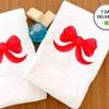Holiday-Themed Hand Towel Set