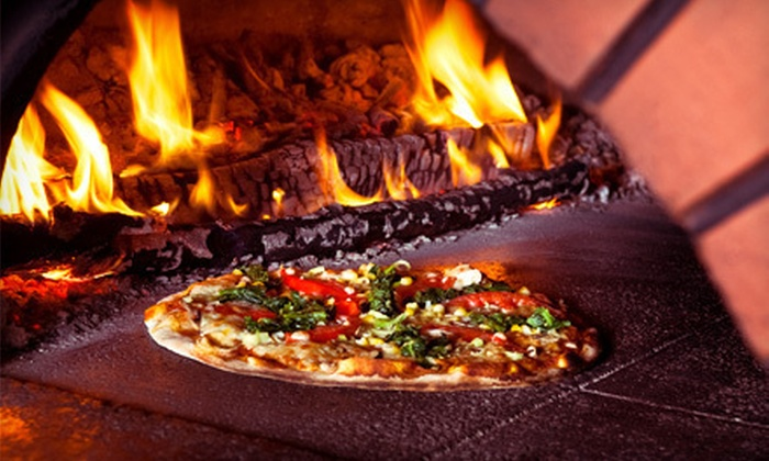 Tartufo Italian Pizzeria - Peachtree Park: $10 Toward Brick-Oven Pizza
