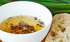 VOM FASS: Tasting of Oils, Dressings, and Spritzers for Two or Four at VOM FASS (Up to 42% Off)