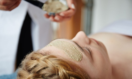 HAI VIP Signature Facial or Organic Deluxe Facial at Grace Healing Center (50% Off)