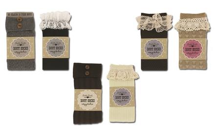 Britt's Knits Boot Socks (2-Pack)
