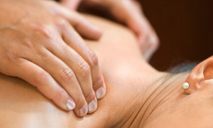 Atlantic Grove Chiropractic & Laser Center Inc: Bodywork at Atlantic Grove Chiropractic & Laser Center Inc. (Up to 79% Off). Three Options Available.