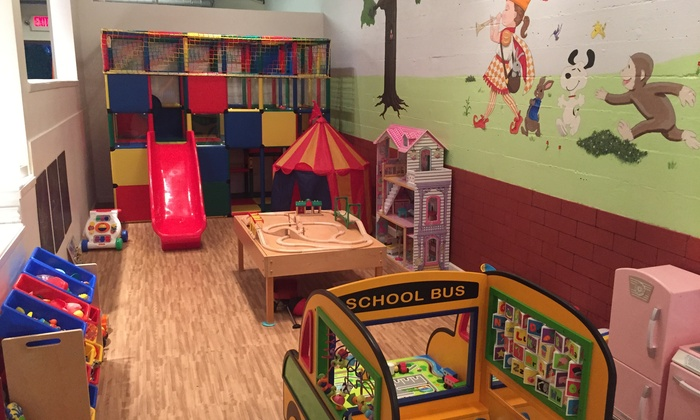 Pied Piper Play Cafe - Sellwood - Moreland: Five Open-Play Passes at Pied Piper Play Café (47% Off)