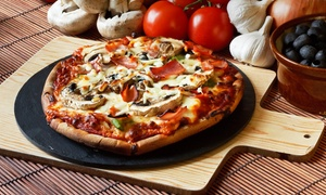 Pizza Tower: Pizza and Italian Food for Two or Four at Pizza Tower (Up to 48% Off)