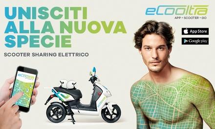 Fino a 300 minuti di Scooter Sharing con eCooltra a Roma, Barcellona, Madrid e Lisbona con iscrizione inclusa