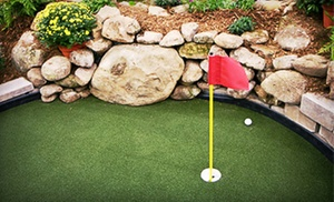 Golf Country: $15 for Two Rounds of Mini Golf for Two at Golf Country ($28 Value). Three Locations.