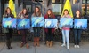 Paint Parti - Multiple Locations: Painting Party for 2, 4, 6, or Up to 15 from Paint Parti (Up to 52% Off)