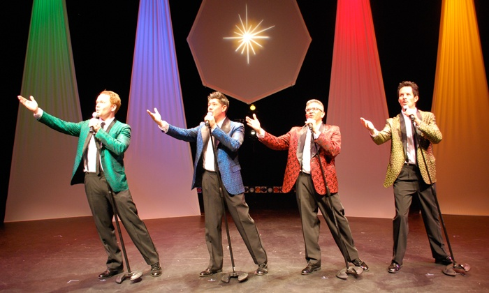 "The Alley Cats in A Doo Wop Christmas  - The Canyon: ""The Alley Cats in A Doo Wop Christmas"" for One or Two with CDs on December 22 at 3 p.m. or 7 p.m. (Up to Half Off)"