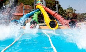Aquarama: Entrada para 1, 2, 4, 8, 10, 12 o 24 personas desde 16,45 €al parque acuático Aquarama