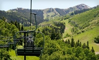 Old-World Luxury amid Mountains in Park City