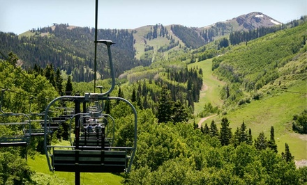 Groupon Deal: Two-Night Stay with $100 Dining Credit at Goldener Hirsch Inn in Park City, UT