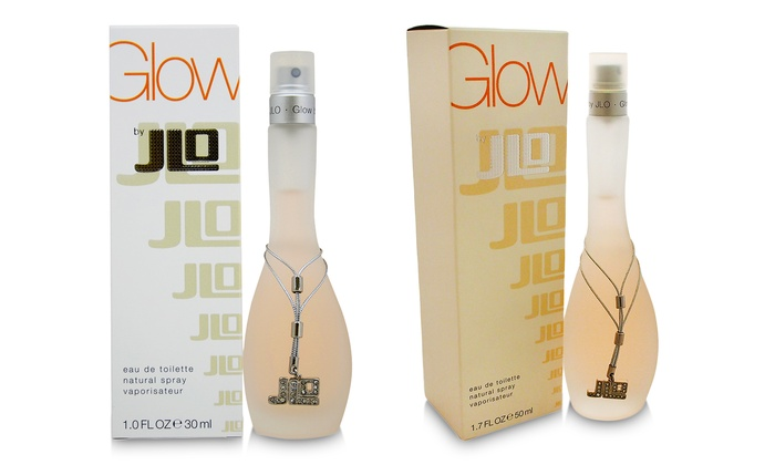 Jennifer Lopez Glow Eau de Toilette for Women (1 Fl. Oz. or 1.7 Fl. Oz.)