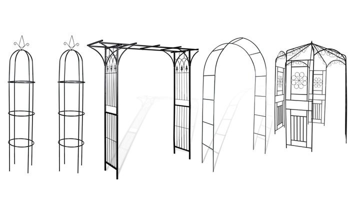 Best arco da giardino pictures - Archi per giardino ...
