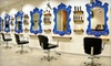 Benjamin Beau Salon - Barton Hills: Women's Haircut with or without Highlights at Benjamin Beau Salon (Up to 69% Off)