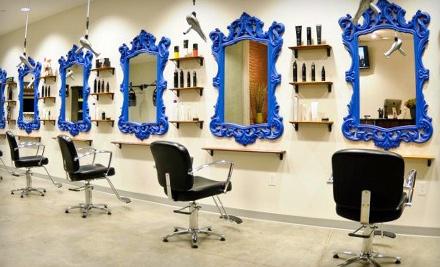Women's Haircut - Benjamin Beau Salon in Austin