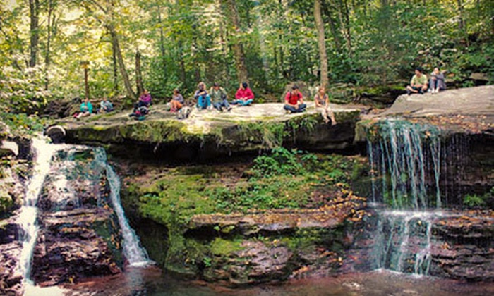 Vertically Inclined - Bronx: Hike and Wine Tasting Tour for One, Two, or Four from Vertically Inclined (Up to 56% Off)