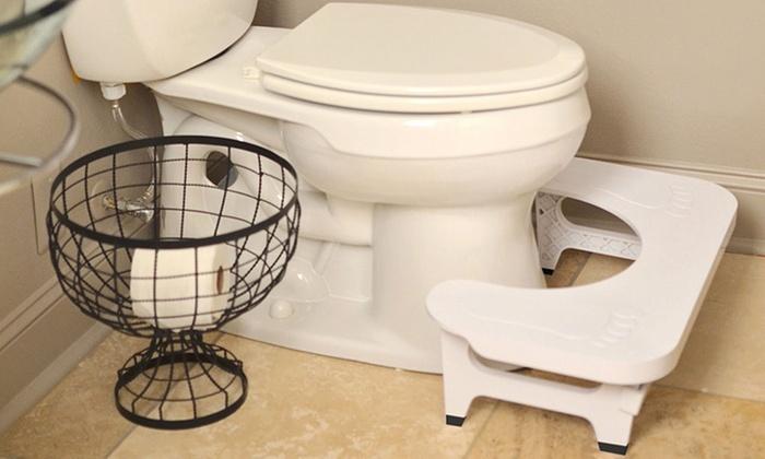 Ez-Go Bathroom Toilet Stool & 31% Off on Ez-Go Bathroom Toilet Stool | Groupon Goods islam-shia.org