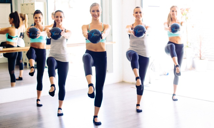 Centered Studio - North Palm Beach: Two Weeks or One Month of Unlimited Classes at Centered Studio (Up to 61% Off)