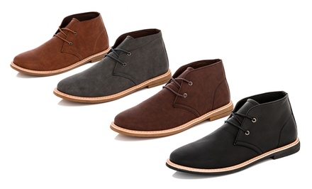 Franco Vanucci Men's Chukka Boot