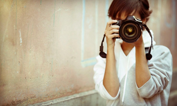Oregon Photography School - Downtown: $49 for a Four-Hour Intro to Photography Workshop at Oregon Photography School ($100 Value)