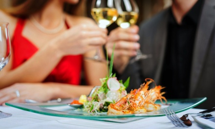 Dinner and Wine for Two or Four at Kiku Bistro (50% Off)