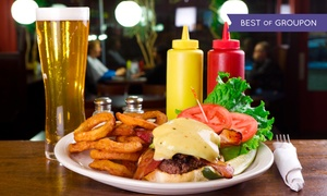 The Malt Shop: $21 for Three Groupons, Each Good for $12 Worth of Diner Food at The Malt Shop ($36 Total Value)