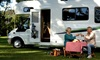 Lake Rousseau RV Park - Crystal River: 2 Nights of RV or Tent Camping With Options for Hook-Up & Canoe Rental at Lake Rousseau RV Park (Up to 50% Off)