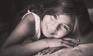C&M Photography: $60 for 30-Minute Photo Shoot with Five Prints from C&M Photography ($200 Value)
