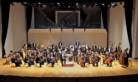 Lincoln's Symphony Orchestra Presents Season Finale at Lied Center for Performing Arts on May 11 (Up to 51% Off)