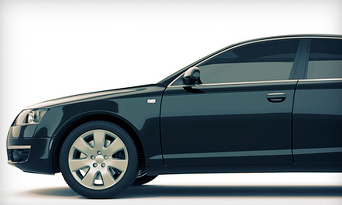 CP Detailing - Ottawa: Mobile Exterior Auto Detail with Optional Rim Sealant from CP Detailing (63% Off)