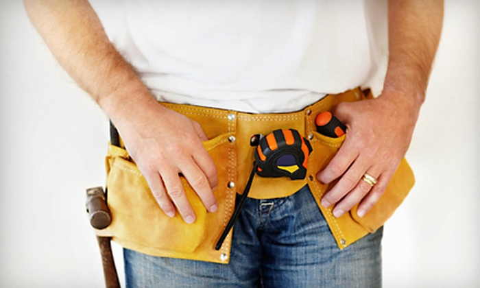 Let's Fix It Workshops - Houston: Choice of Home-Repair Workshop for One or Two at Let's Fix It Workshops (Up to 60% Off)