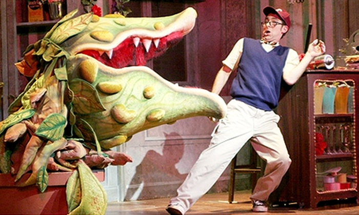 """Little Shop of Horrors"" - The Lower Ossington Theatre: ""Little Shop of Horrors"", Live on Stage in Toronto on December 5–January 12 (Up to Half Off)"