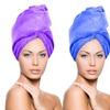 Quick-Drying Microfiber Hair Towels