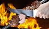 Up to 47% Off All-You-Can-Eat Brazilian Rodizio