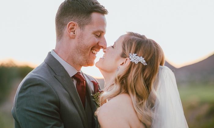 Madeleine Photography - Phoenix: 60-Minute Engagement Photo Shoot from Madeleine Photography (40% Off)