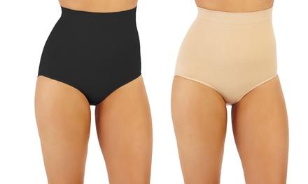 Women's Slimming High-Rise Panty