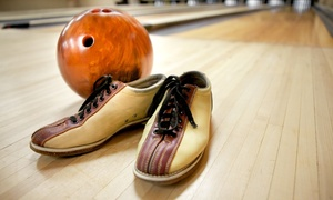 Willi Bowl: Two Games of Bowling and Shoe Rental for Two, Four, or Six at Willi Bowl (51% Off)