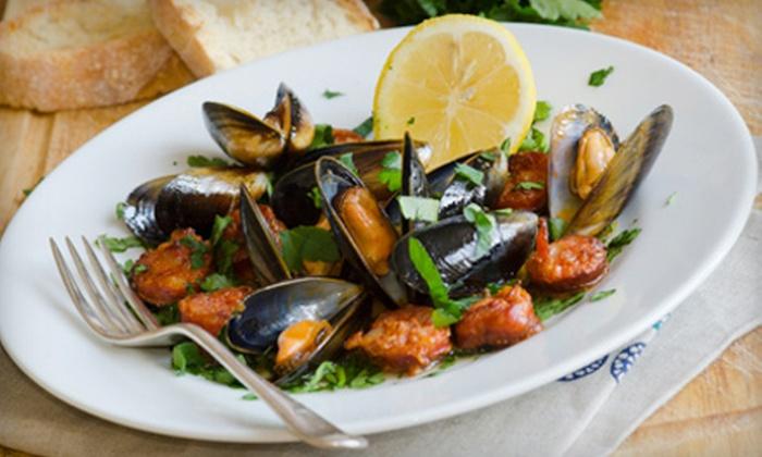 Carmine's Restaurant - Sheridan Hollow: Italian Dinner for Two or Four at Carmine's Restaurant (Up to 57% Off)
