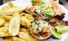 50% Off Mexican and Honduran Food at Las Carnitas