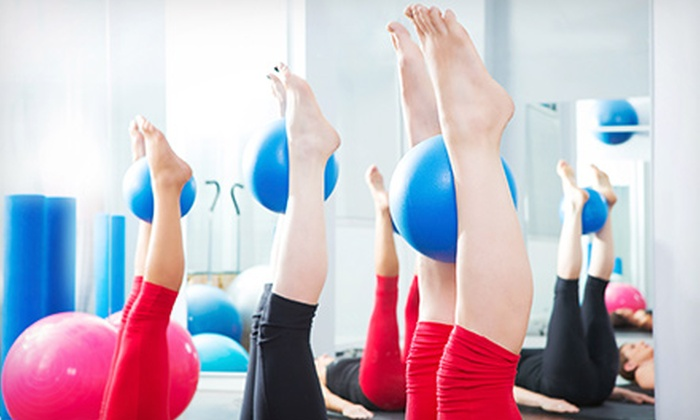 ReCharge Pilates and Barre - Carrboro Central Business District: 5 or 10 Core Barre Fitness Classes at ReCharge Pilates and Barre (Up to 65% Off)