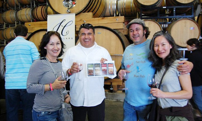 Urban Wine Xperience - Produce and Waterfront: $70 for Two Admissions to the Urban Wine Xperience on July 27 Hosted by the Easy Bay Vintner's Alliance ($120 Value)