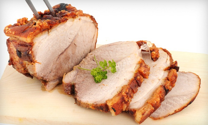 Newfoundland Food Distributors - St John's: Small or Large Package of Pork Products with Delivery from Newfoundland Food Distributors (Up to 53% Off)