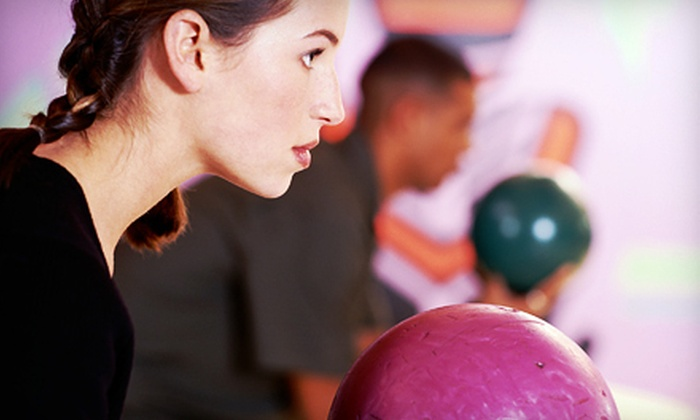 Heritage Lanes - Red Deer: Three Hours of Bowling with Shoe Rental or Three-Hour Party for Up to Six at Heritage Lanes (Up to 62% Off)