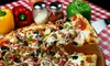 Castrillo's Pizza - Sylvan Heights: $10 for $20 Worth of Pizza, Wings, and Salad for Carry-Out at Castrillo's Pizza