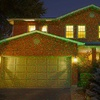 1,000-Point LED Projector Holiday Lights