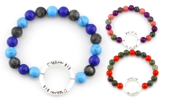 Balla Bracelets: $19 for One Inspirational Beaded Bracelet from Balla Bracelets ($89.99 Value)