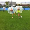 Bubble Football For Up to 20