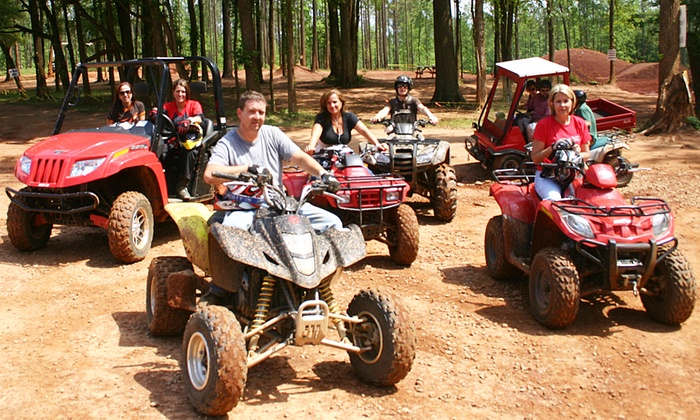 Durhamtown Off Road Park - Durhamtown Off Road Park: Full-Day Park Visit, or a Two-Hour Park Visit with a Dirt-Bike or ATV Rental at Durhamtown Off Road Park (Up to 52% Off)